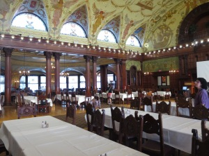 Ponce de Leon Hall, Dining Hall, Flagler College